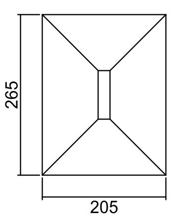 Dimensionamento de Sapata - Exercício Resolvido - Dimensões