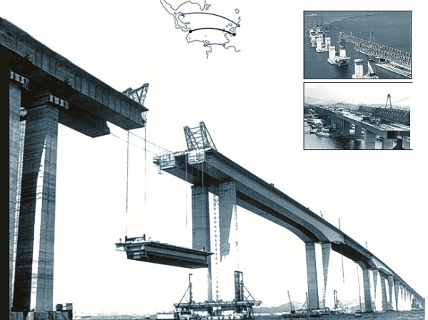 Viga Gerber - Ponte Rio
