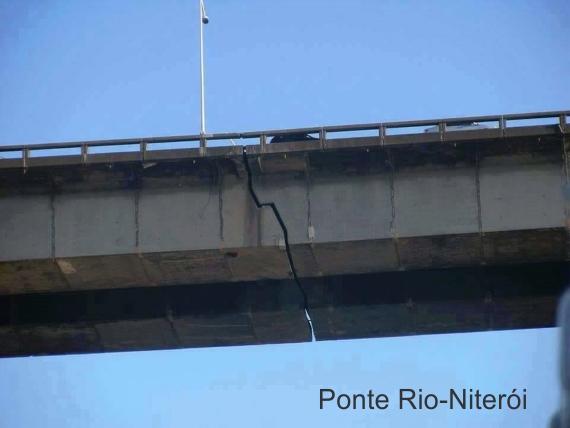 Viga Gerber - Ponte Rio Niterói