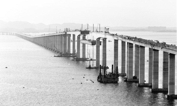 Viga Gerber - Ponte Rio 3