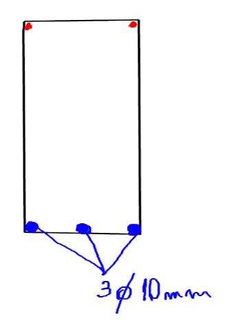 Detalhamento do Dimensionamento de Viga de Concreto Armado